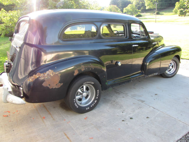 1948 Chevy Sedan Delivery Shop Truck Hot Rod Rat Rod for