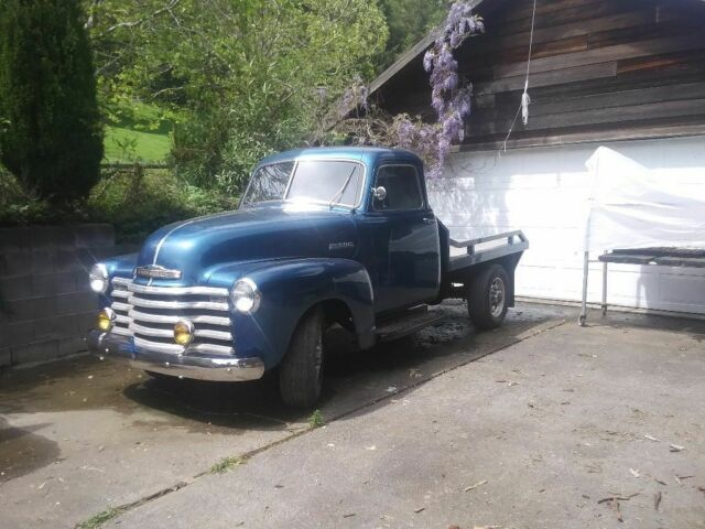 1948 Chevy Truck 3100 Custom Flatbed For Sale Photos Technical Specifications Description