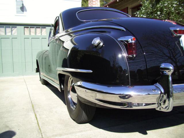 1948 chrysler windsor rare 3 window business coupe fully restored
