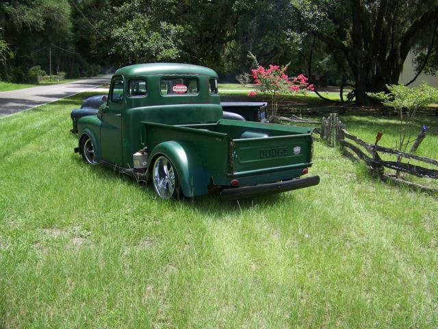 1948 dodge 5 window pick up truck sitting on a s 10 for 1949 dodge 5 window pickup truck