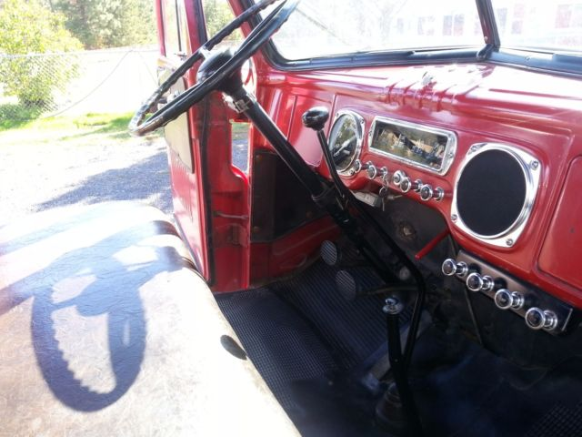 Dodge B C Pickup Truck