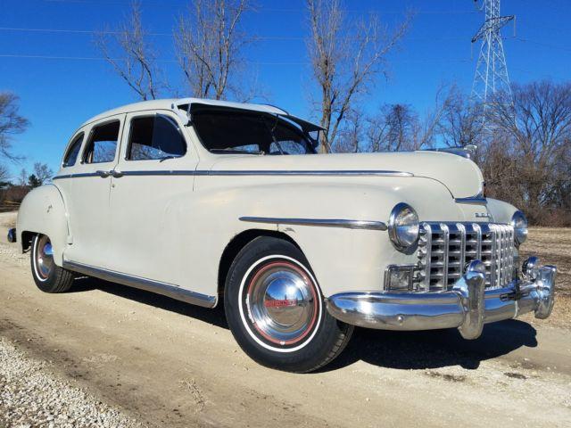 1948 dodge deluxe custom with suicide doors for 1948 dodge deluxe 4 door