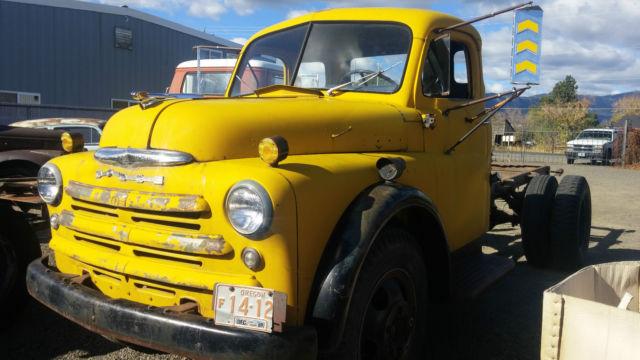 dodge truck   rat rod  restoration vintage turn signals  window  sale  la