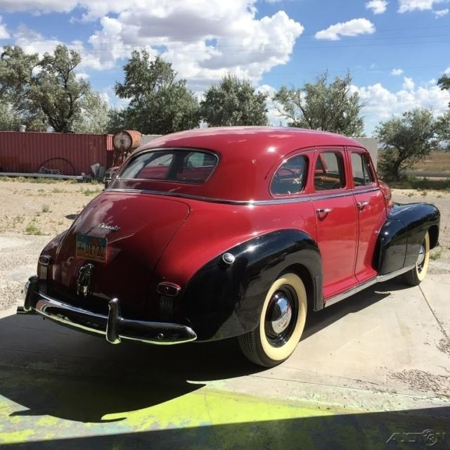1948 Fleetmaster Priced To Sell