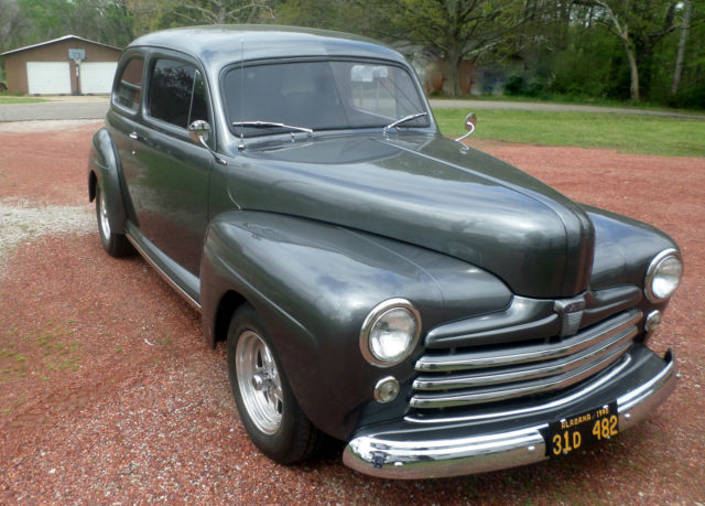 1948 ford two door sedan for sale in mount olive alabama for 1948 ford 2 door coupe