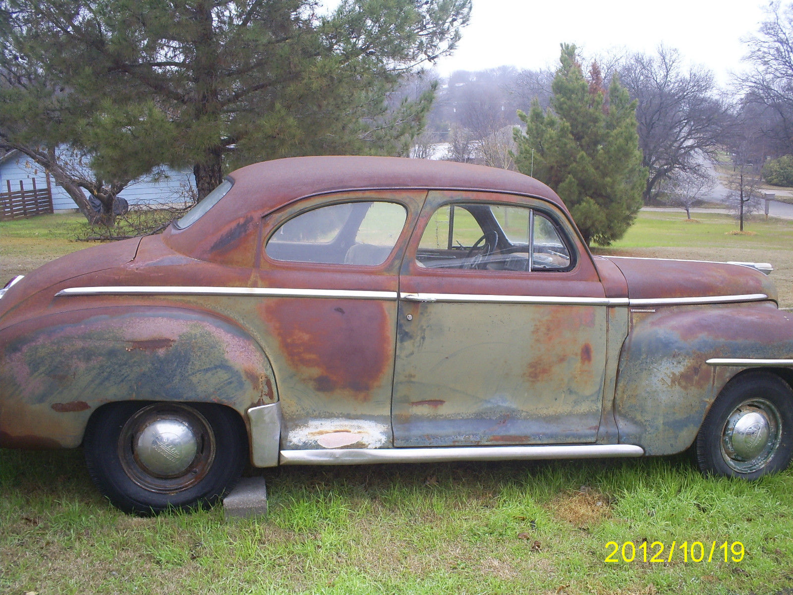 1948 Plymouth Special Deluxe Club Coupe For Sale In