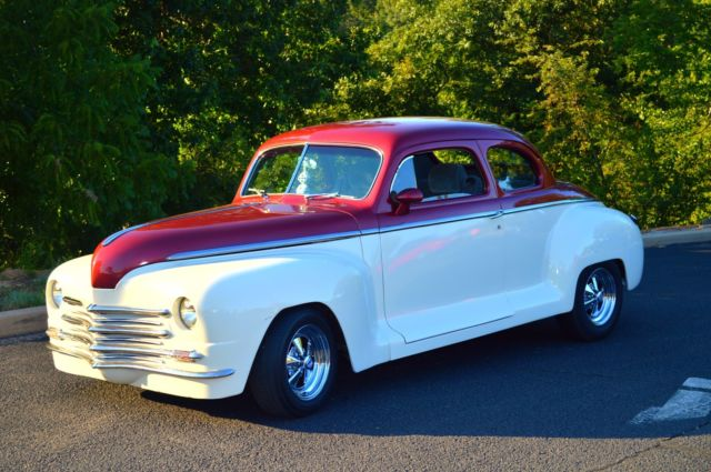 1948 Plymouth Special Deluxe Street Rod All New Evertthing
