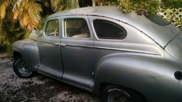1948 Plymouth Special Deluxe With Suicide Doors For Sale
