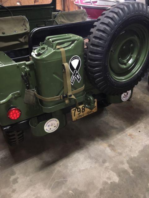 Jeep Willys CJ2A CJ3A Engine Head L134 NOS Also fits MB ... |Jeep Cj2a Engines