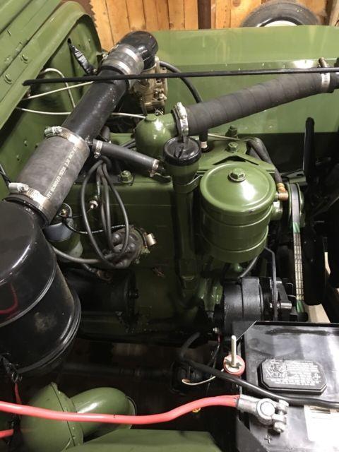 1946 WILLYS CJ2A SUV - 181157 |Jeep Cj2a Engines