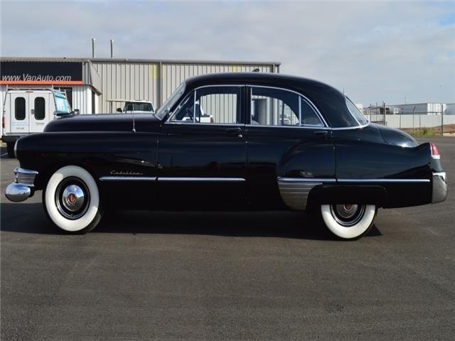 1949 cadillac fleetwood black v8 automatic for 1949 cadillac 4 door sedan