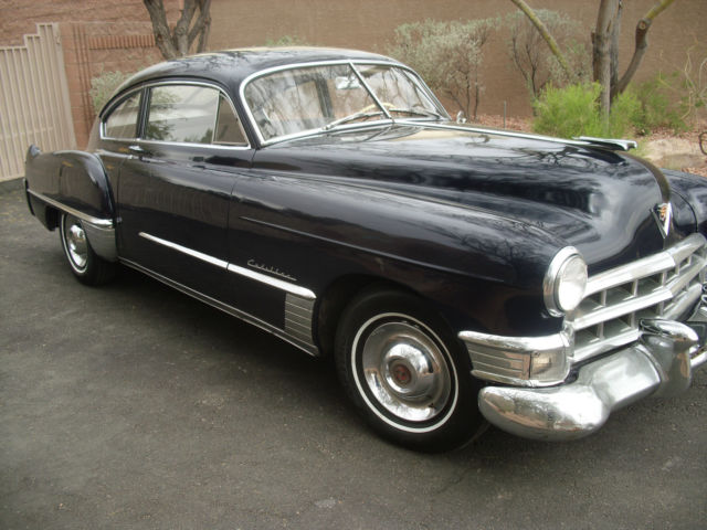 1949 cadillac model 61 2 door fastback 0823 49015 for