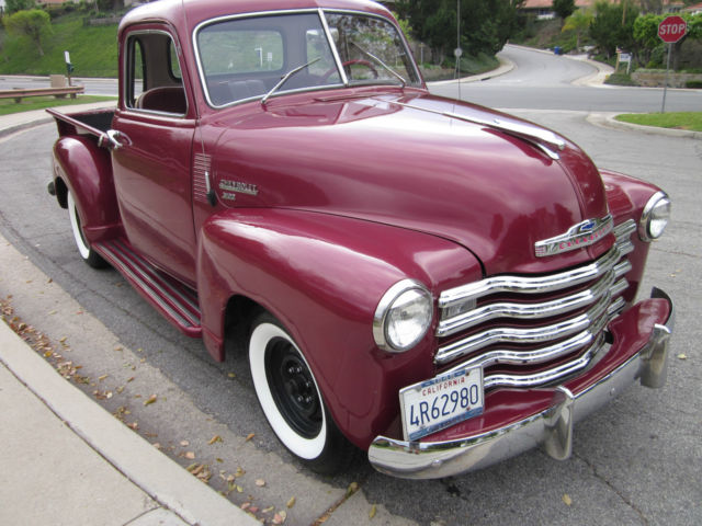 1949 chevrolet 3100 pickup 5 window amazing condition for 1949 chevy truck 5 window