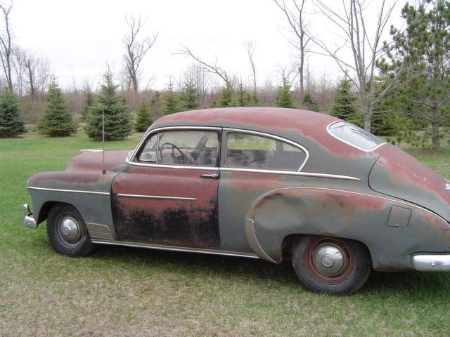 1949 Chevrolet Fleetline 2dr Deluxe
