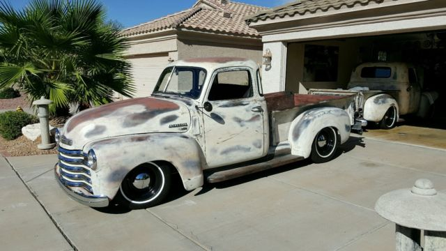 1949 chevrolet pickup hot rod v8 4spd auto all new rat