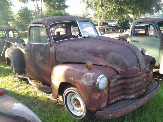 1949 Chevy 3100 Shortbed 5 Window Truck For Sale In Umatilla