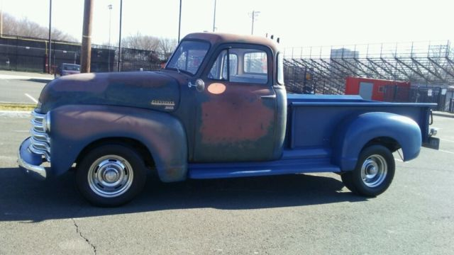 1949 Chevy 3600 5 Window Cab Pick Up Truck For Sale Photos Technical Specifications Description