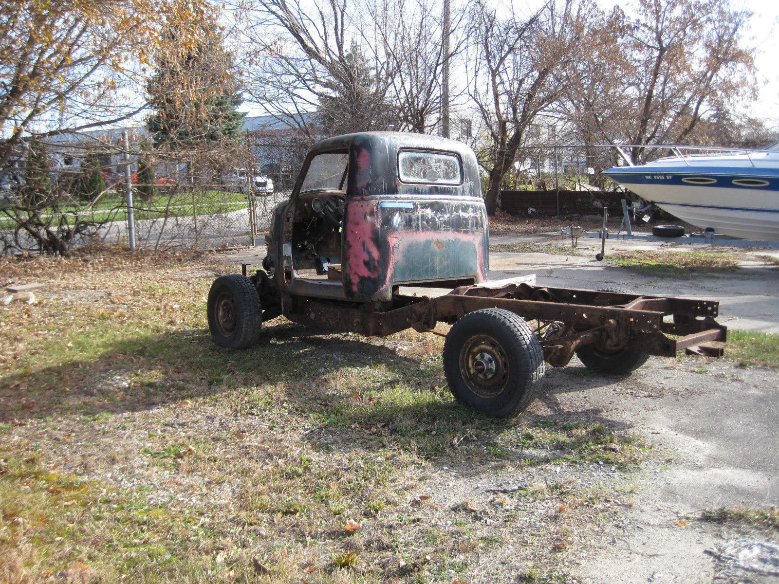 1949 Chevy Pickup 4x4 Texas Truck For Sale In Livonia Michigan Chevrolet Other Pickups