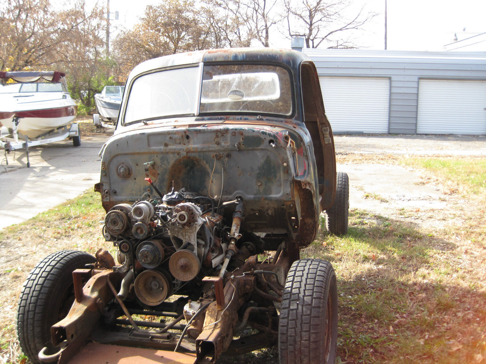 1949 Chevy Pickup 4x4 Texas Truck For Sale In Livonia Michigan Parts Chevrolet Other Pickups