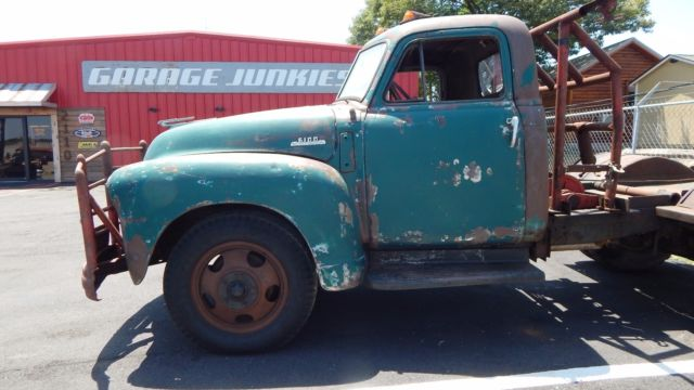 1949 chevy pickup dually wrecker 1 1 2 ton utility truck for sale in tyler texas united states. Black Bedroom Furniture Sets. Home Design Ideas