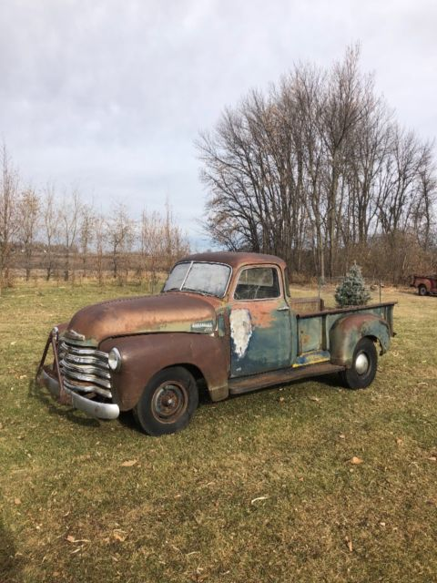 1952 chevy 3100 html