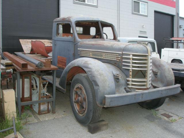 1949 Diamond T Truck Model 509 For Sale In Seaside