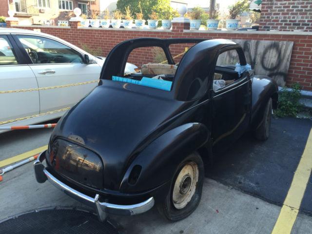 1949 Fiat Topolino For Restore Or Parts No Reserve Sale In New