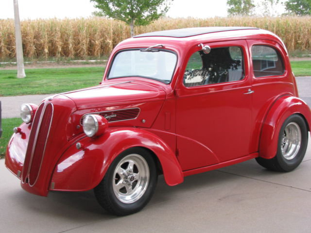 1949 Ford Anglia Street Rod Hot Rod For Sale In Hastings