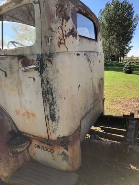 Ford Coe Cabover Rat Rod Truck