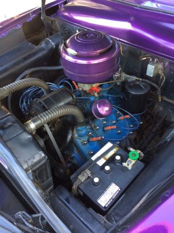 Throw Out Bearing >> 1949 Ford custom shoebox 1950 1951 V8 FLATHEAD HOT ROD 32 ...