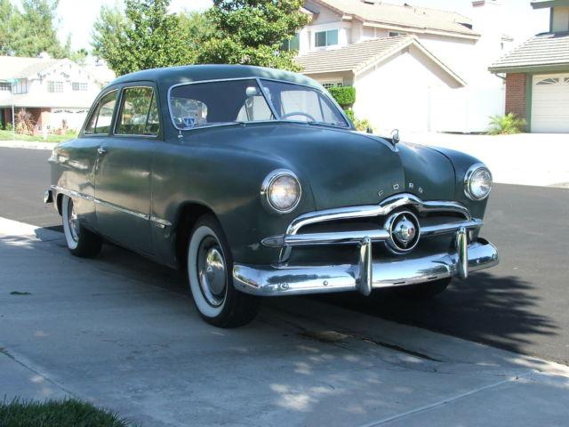 1949 ford custom two door sedan for sale in murrieta for 1949 ford 2 door sedan for sale