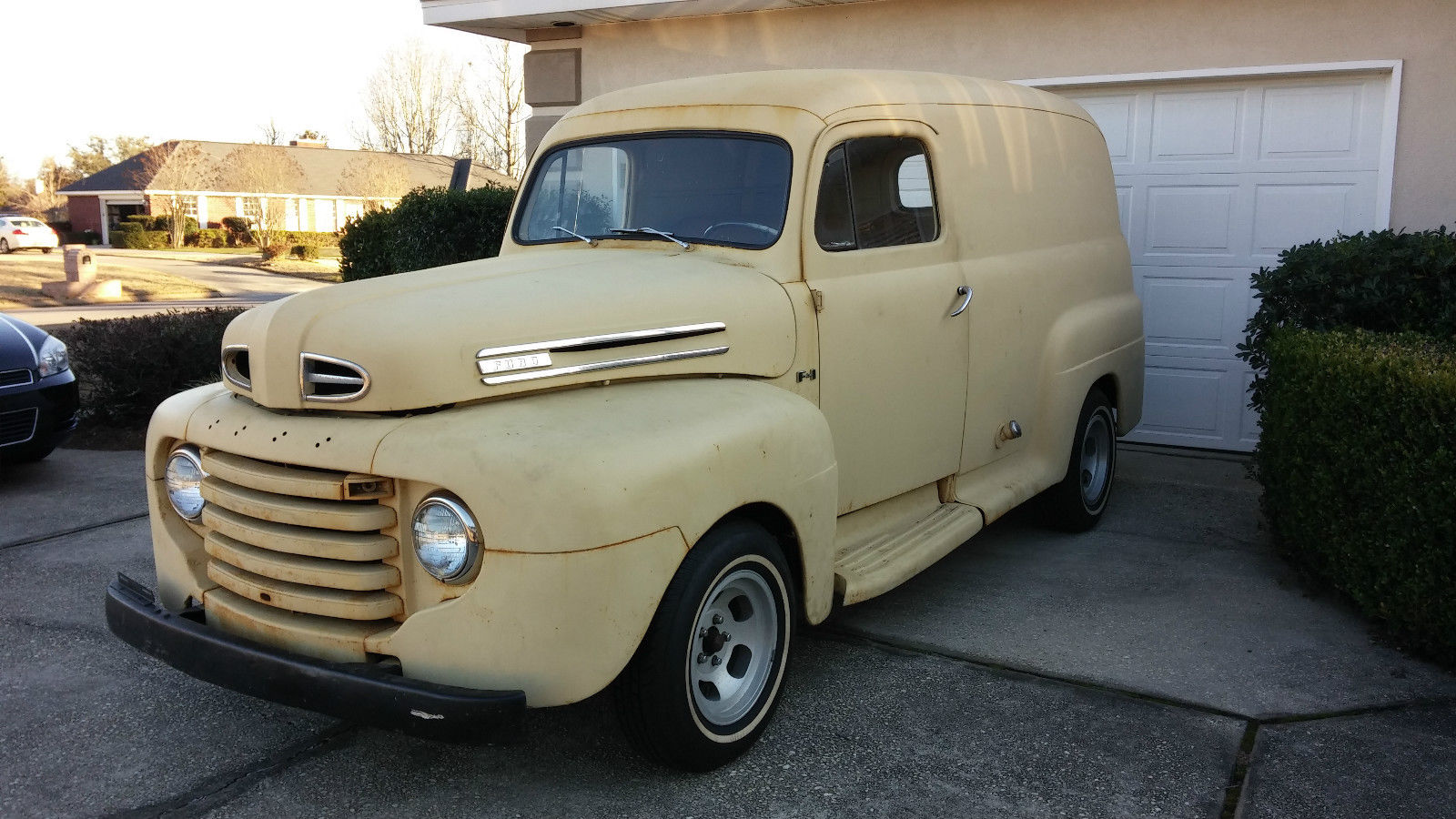 1949 Ford Panel Delivery Van For Sale In Milton Florida United States 1948 Truck Other Pickups F 1