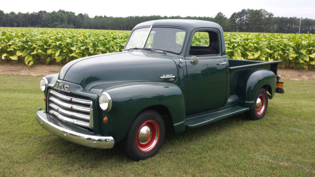 1949 gmc 100 pickup truck 3100 chevy chevrolet 48 1950 1951 1952 1953 1954 1955 for sale in. Black Bedroom Furniture Sets. Home Design Ideas