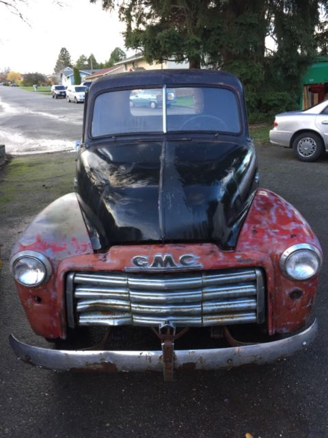 1950 Gmc Truck >> 1949 gmc chevy truck short bed rat rod 1950 1948 1951 1952 1953hot rod original