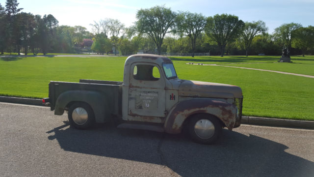 1949 IHC KB2 Rat Rod - S10-based for sale: photos, technical
