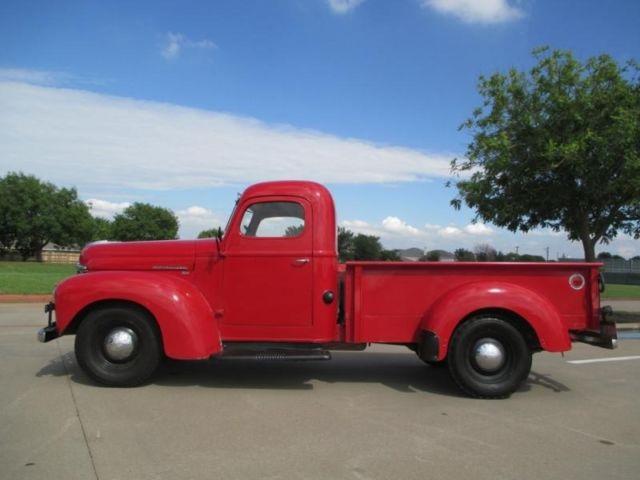 1949 International Pickup Truck For Sale In Fort