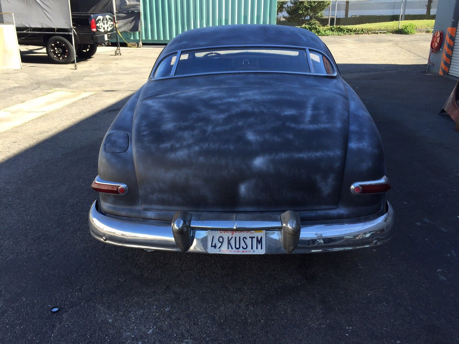 1949 Mercury Coupe Custom Chop Lead Sled  For Sale In