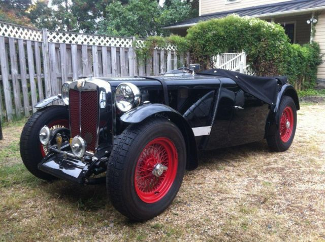 mg tc race car - photo #12