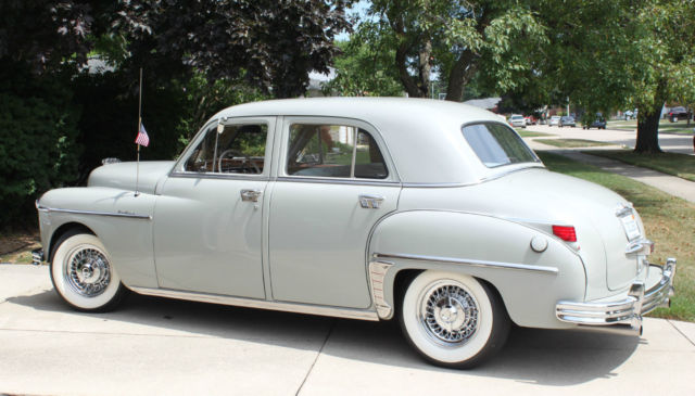 1949 plymouth deluxe sedan with 64 000 miles three owners for 1949 plymouth 4 door sedan