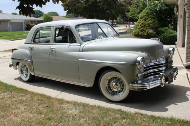 1949 plymouth deluxe sedan with 64 000 miles three owners for 1949 plymouth 2 door sedan