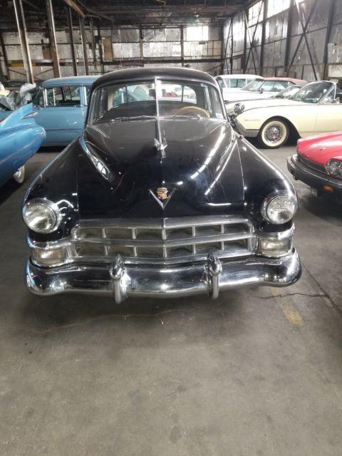 1949 series 62 4 door sedan excellent shape clean title for 1949 cadillac 4 door