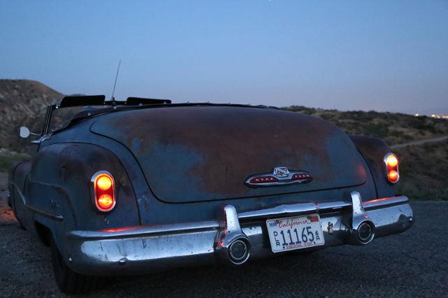 Buick Roadmaster Tlc Icon Derelict Convertible