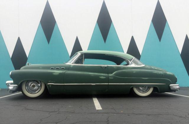 1950 Buick Super Riviera Model 56r 2dr Hardtop