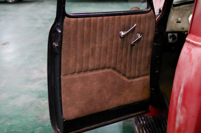 1950 Chevrolet Custom Truck Ac Ls Swap 4l60e Custom