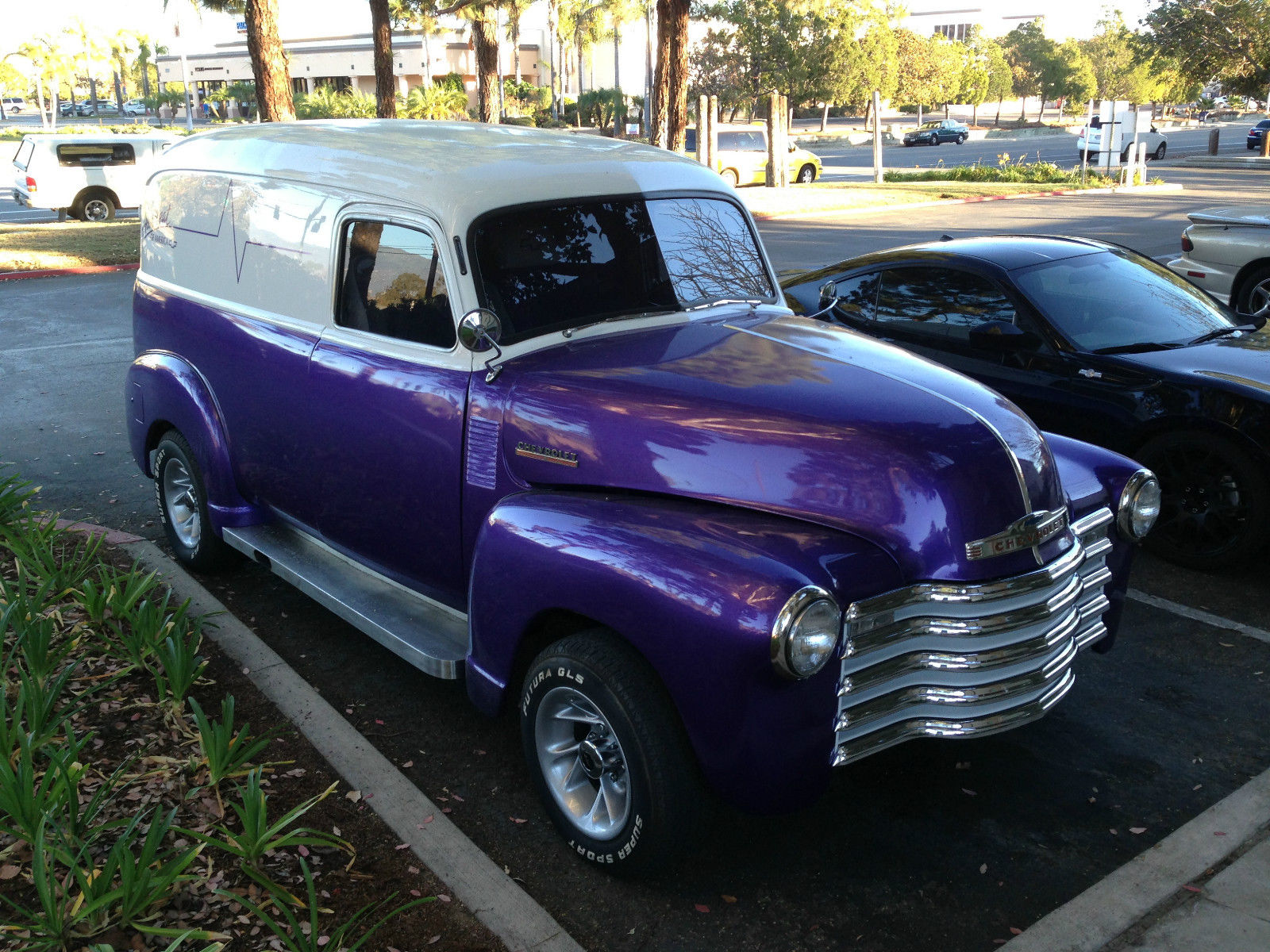 1950 Chevrolet Panel Truck Classic Hot Street Rod Muscle 3100 Not 1949 Chevy Stepside Other Pickups 3105 1947 1948 1951 1952 1953 1954