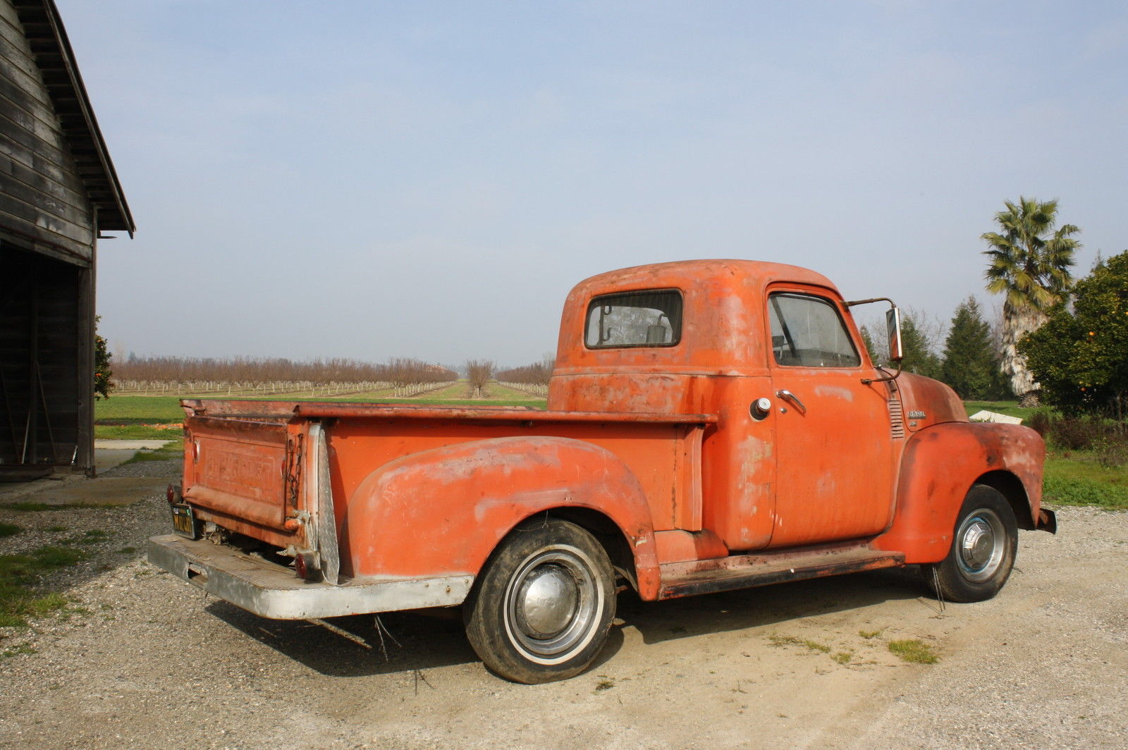 Chevrolet Pick Up Original Farm Truck besides Img M Rgaexsih as well Ford F Pickup Dv Mm as well  together with Website Page Body Style Number Chart. on 1955 chevrolet truck vin plate on original