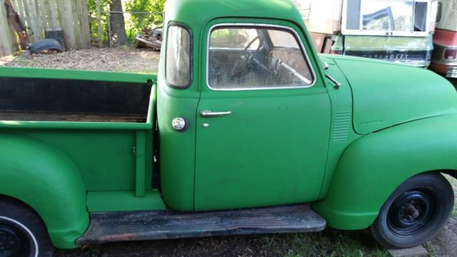 1950 chevy 5 window pickup truck 3100 1948 1951 1949 1952 for 1950 chevrolet 5 window pickup