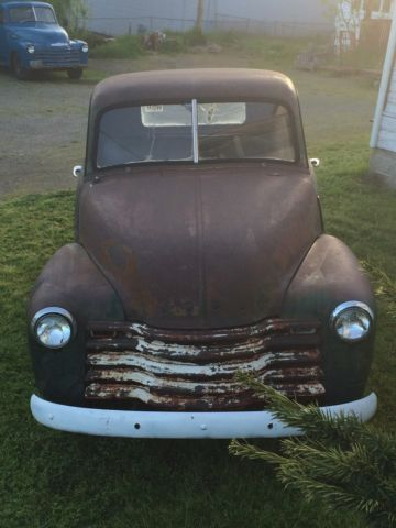 1950 Chevy Truck 3100 Short Bed Not Air Ride Or Bagged Rat