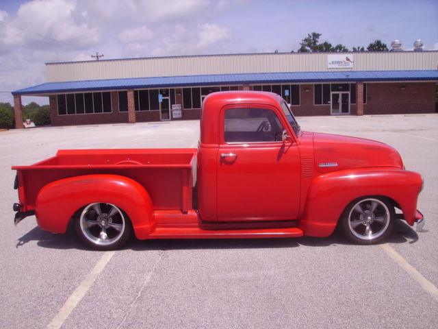 1950 chevy truck fresh frame off build 350 fi v8 700r4 p s p d b cold ac sharp for sale in. Black Bedroom Furniture Sets. Home Design Ideas