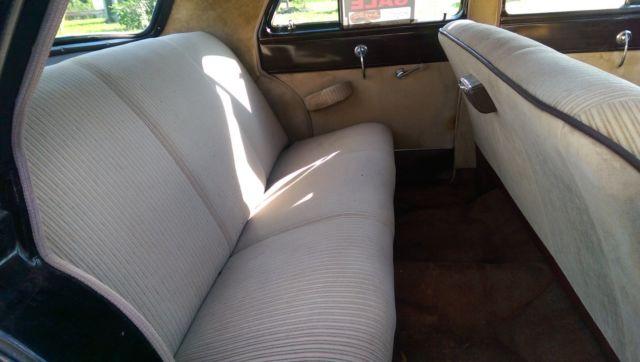 1950 Dodge Meadowbrook 71k Miles Fresh Paint 1 Owner